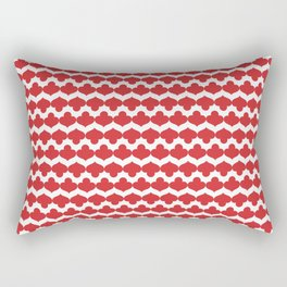 logo love II Rectangular Pillow