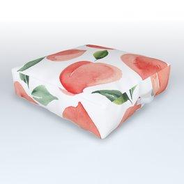 peaches Outdoor Floor Cushion
