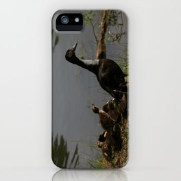 I want to fly too! iPhone Case