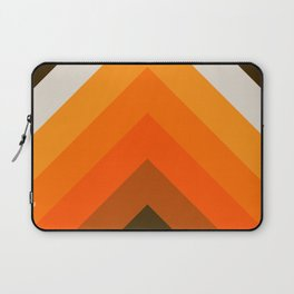 Golden Thick Angle Laptop Sleeve