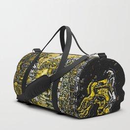 plastic wax factory 33 - Crystallizer Of Dreams Duffle Bag