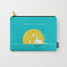 i believe in dinosaurs Carry-All Pouch