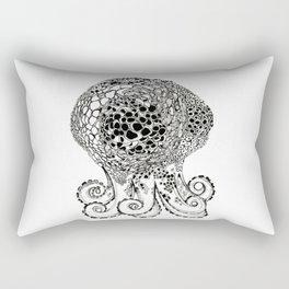 Big Eyes Octopus Rectangular Pillow