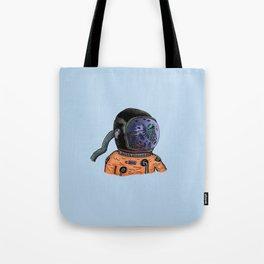 Sea Astronaut Tote Bag