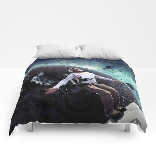 Base Jump Comforters