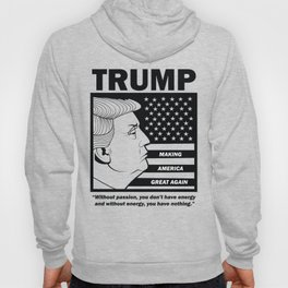 TRUMP Making America Great Again Hoody