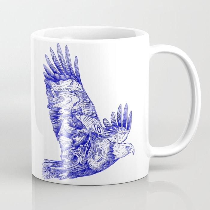 Eagle Rider Coffee Mug