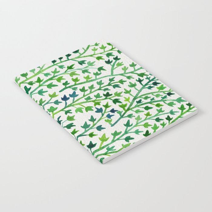 Summer Ivy Notebook