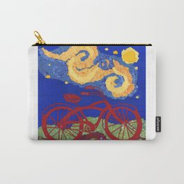 Starry Starry Ride Carry-All Pouch