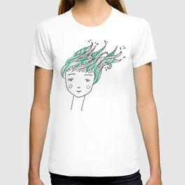 Wet Hair T-shirt