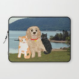 Bailey and Buds Laptop Sleeve