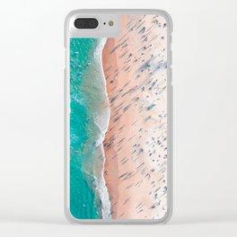 Bondi Beach, Australia #decor #buyart #society6 Clear iPhone Case