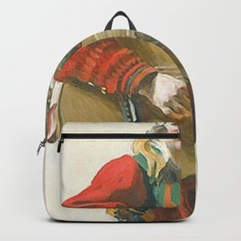Anders Zorn - Home Tunes Backpack