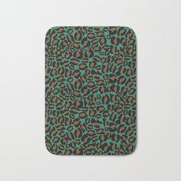 Leopard Print | Cheetah texture pattern Bath Mat