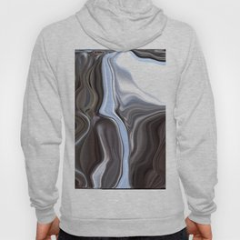 Metallic Chrome Hoody