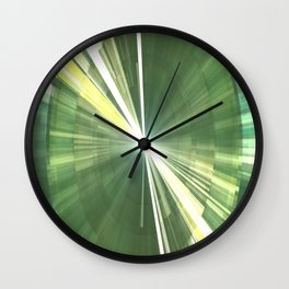 Shimmering Disco Wall Clock