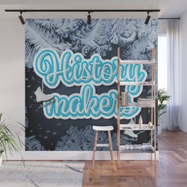 History Makers Wall Mural