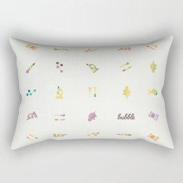 Mad Science Rectangular Pillow
