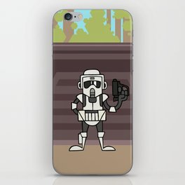 EP6 : Scout Trooper iPhone Skin
