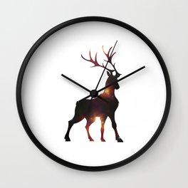 nightstag Wall Clock