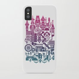 Castle Mama iPhone Case