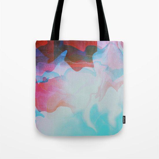 Glitch 29 Tote Bag