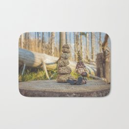 Wood Elf III Bath Mat