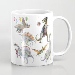PARTY OF DINOSAURS Coffee Mug