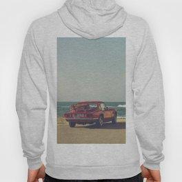 Red Supercar, classic car, triumph, spitfire, color photo, interior design, old car, auto Hoody