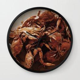 a little crabby Wall Clock