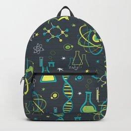 Midcentury Modern Science Backpack