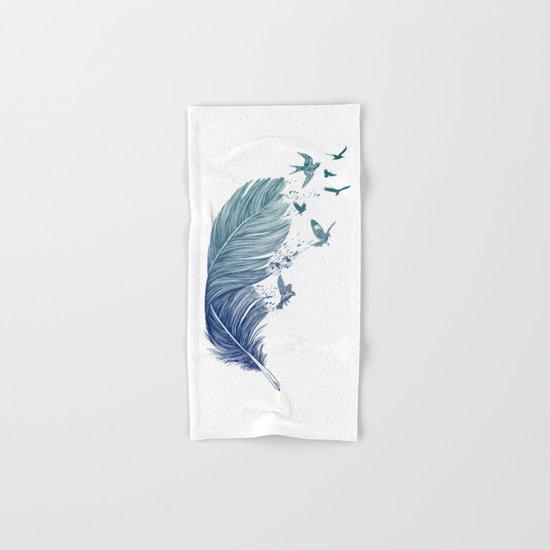 Fly Away Hand & Bath Towel