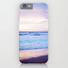 Purple Sunset over Hermosa Beach, Los Angeles  iPhone 6s Slim Case