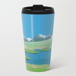 The Red Dial Travel Mug