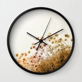 adagio diptych Wall Clock
