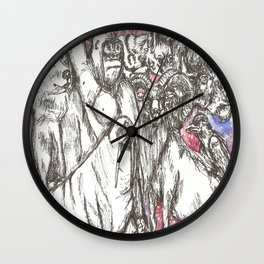 Our friends Wall Clock