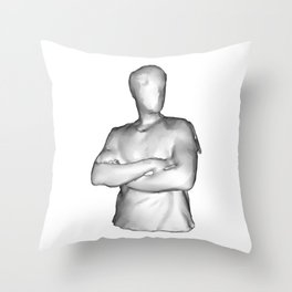 So what!? Throw Pillow
