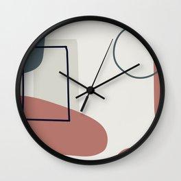 Walk away Wall Clock