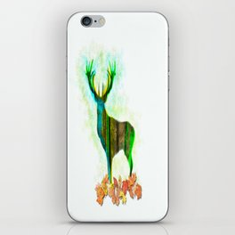 Deerskin iPhone Skin
