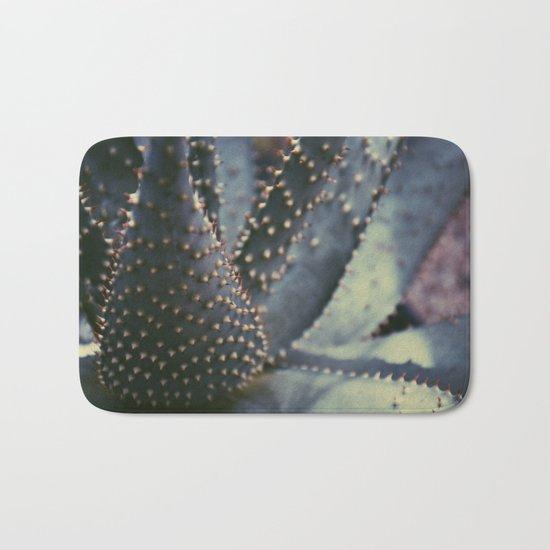 Prickly Succulent Bath Mat