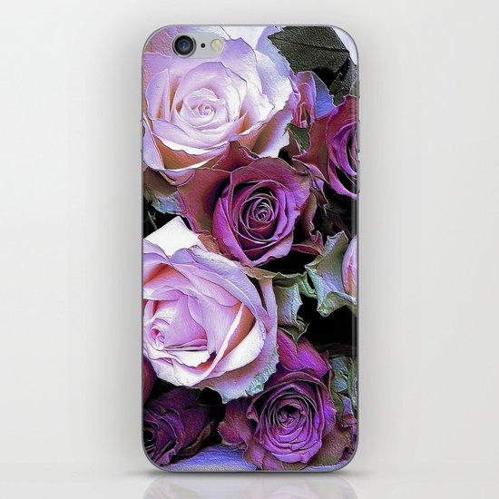 Romantic Roses iPhone & iPod Skin