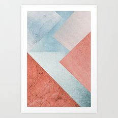 square II Art Print