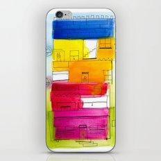 Rainbow High Rise iPhone & iPod Skin