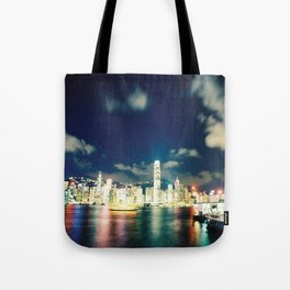 harbour lights Tote Bag