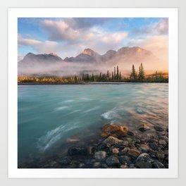 BEAUTIFUL SEASCAPE1 Art Print