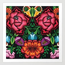 OAXCA Art Print