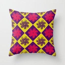 Flowers 569 Throw Pillow