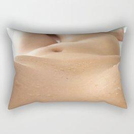 Fresh Drops Rectangular Pillow