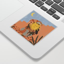 Soul full of sunshine Sticker