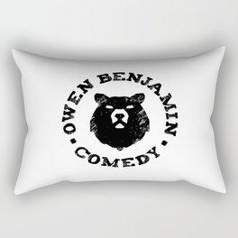 Owen Benjamin Comedy Rectangular Pillow